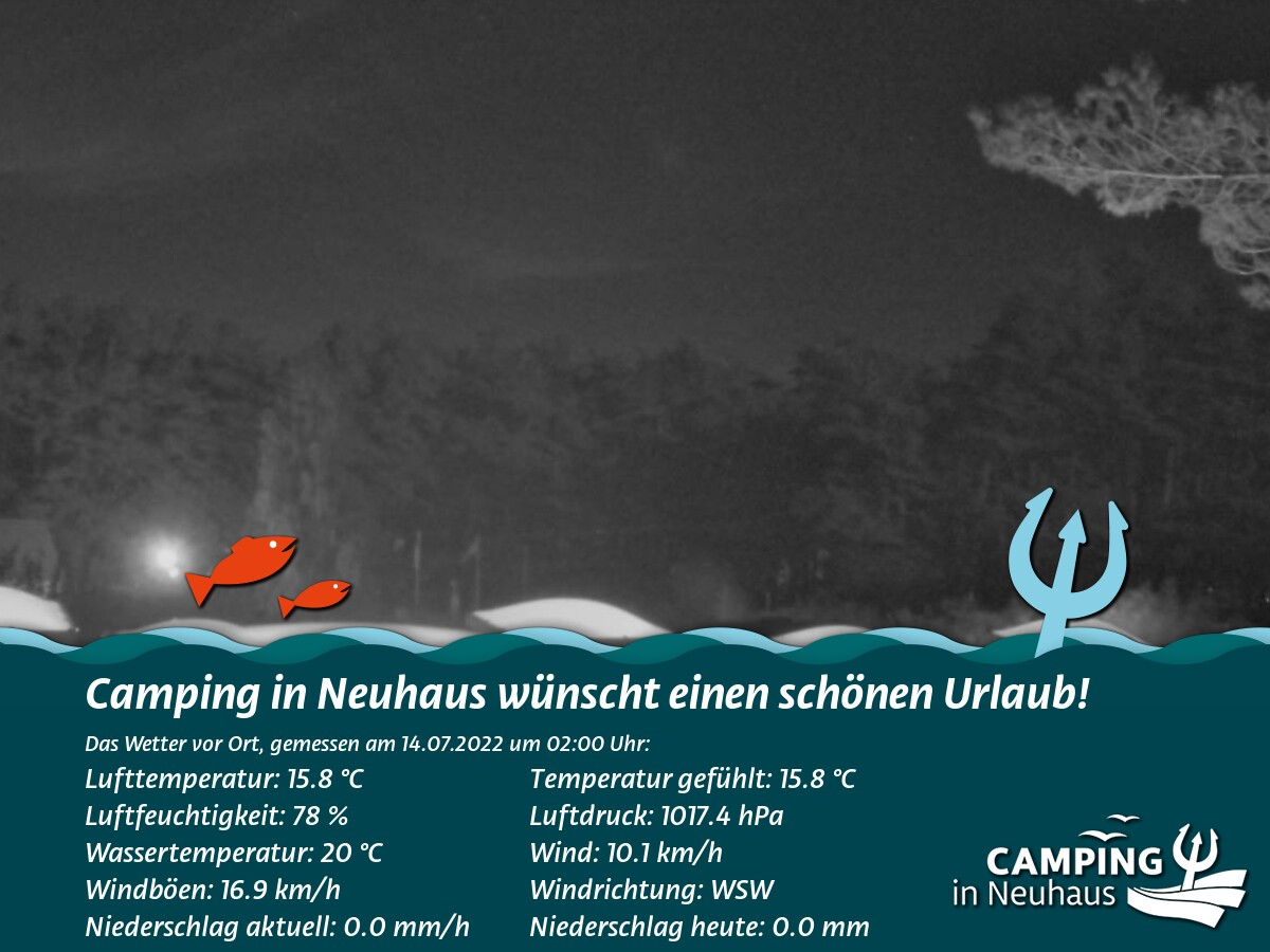 Weathercam Camping in Neuhaus